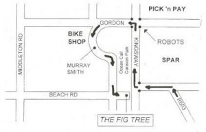 Directions to The Fig Tree